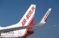 Airbus der Air-Berlin