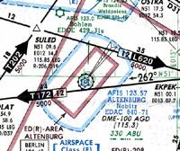 EDAC Low Altitude Enroute